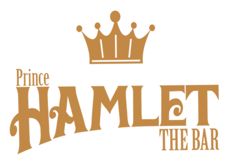 Tamperelaisen Bar Prince Hamletin logo